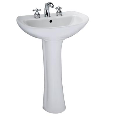 Tina de ba o griferia bidet lavabo fluxometro regaderas for Lavamanos con pedestal