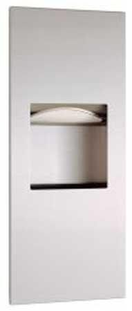Receptáculo de Toallas de Papel / Desperdicios - B-36903