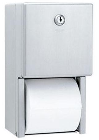 Portarrollos de papel higi nico b 2888 bobrick for Portarrollos papel higienico