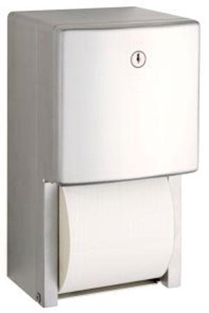 Portarrollos de papel higi nico b 4288 bobrick for Portarrollos de papel higienico