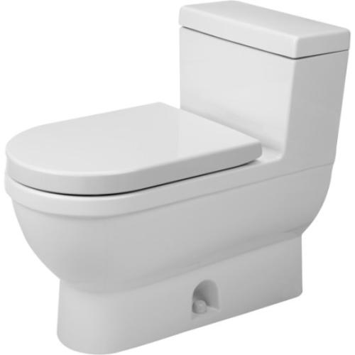 WC de una pieza Starck 3