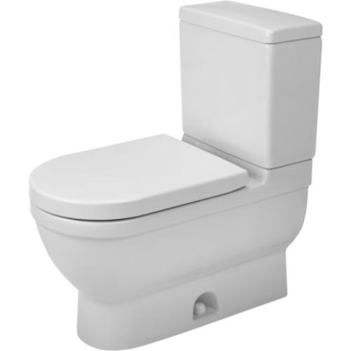 WC de dos piezas Starck 3 (Pack)