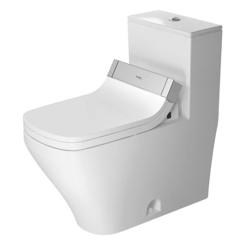 SensoWash con WC one piece DuraStyle