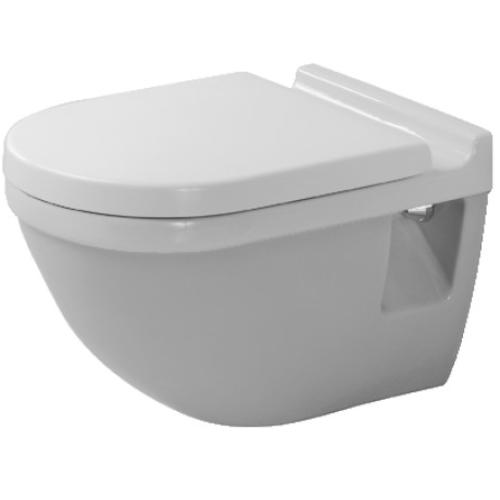 WC a muro Starck 3 (Pack)