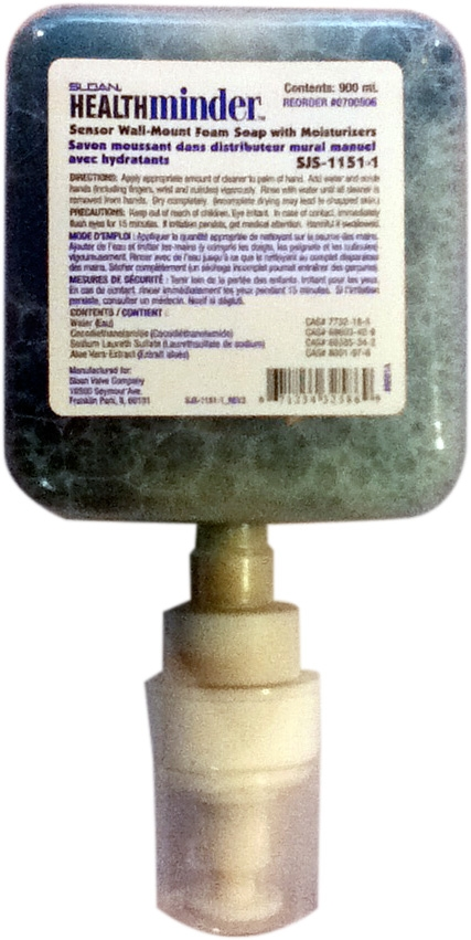 Cartucho de Jabón en Espuma - SJS-1151