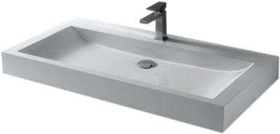Lavabo Rectangular de Resina - P-6910