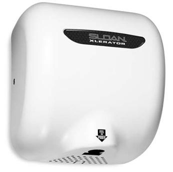 Sloan XLerator - EHD-501 WHT