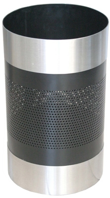 Cesto Cilíndrico de Lámina - 509023