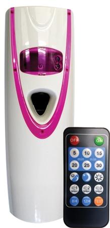 Dispensador de Aromatizante Automático con Control Remoto - HSD-9411