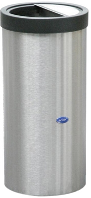 Cenicero Jumbo de Acero Pulido - 602211