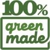 Contenedor 2 Ruedas (Green Made) Grande
