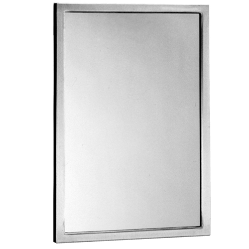 Espejo con Vidrio Templado - B-1658 18X30