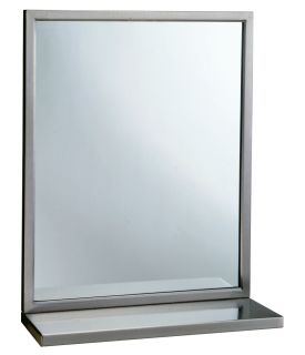 Espejo con Estante - B-292 18X36