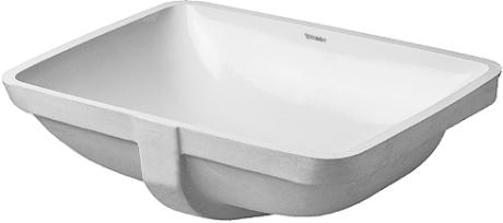 Lavabo Empotrado - 030549