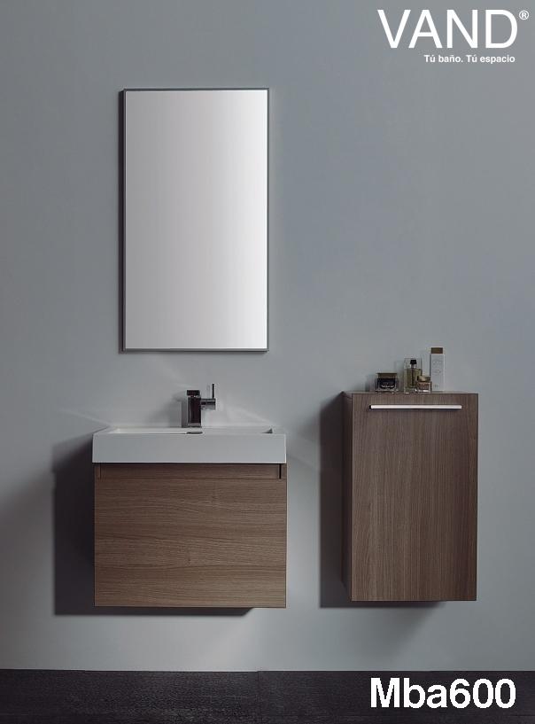 Muebles Para Baño S A De C V Gersa:Mueble para Baño Tecnobath MBA 600 L $ 9,82172 MXN