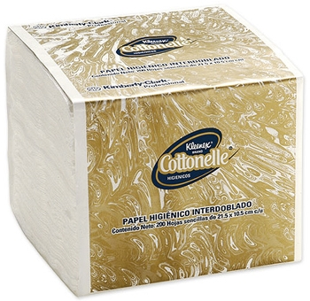 Kleenex Cotonelle Interdoblado - 90506