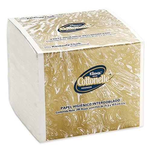 Kleenex Cotonelle Interdoblado