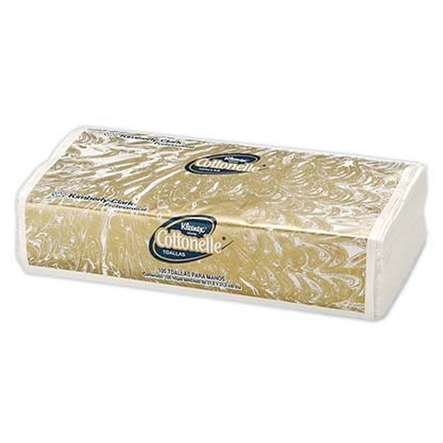 Toalla Interdoblada Kleenex Cottonelle