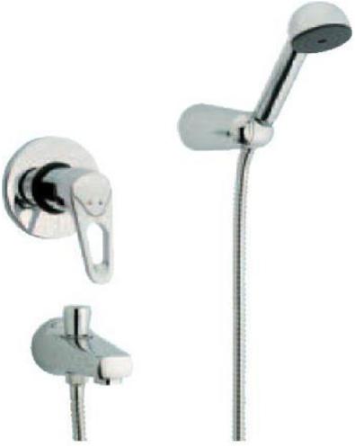 Tina de ba o griferia bidet lavabo fluxometro regaderas for Monomando para regadera y tina