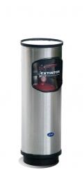 Porta Extintor Cilíndrico Chico - 401211