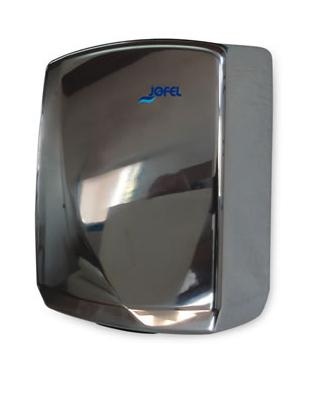 Secador Futura Inoxidable Óptico - AA16126