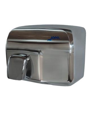 Secador Silver Inoxidable Óptico - AA92126