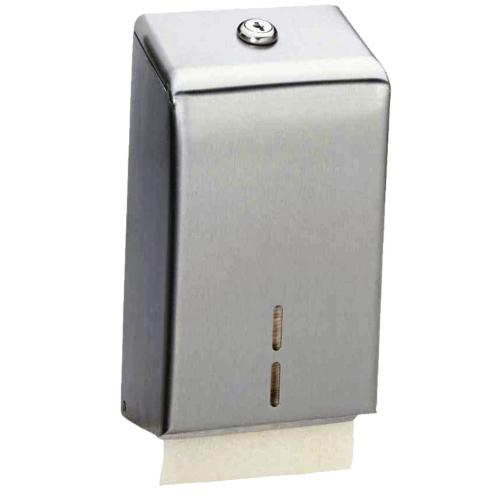 Dispensador de Papel Higiénico en toallas