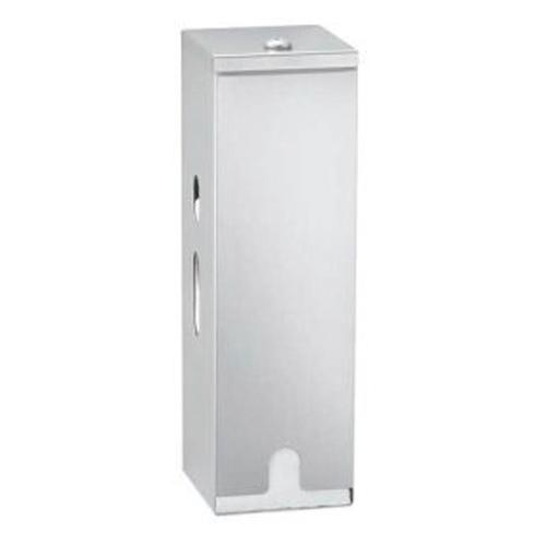 Dispensador triple de papel higiénico