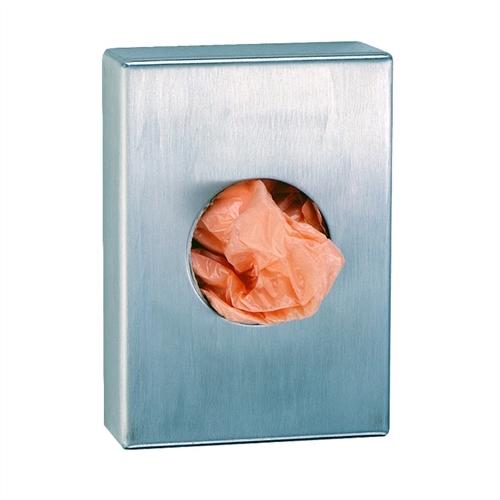 Dispensador de bolsas para desecho de toallas femeninas