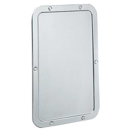 Espejo de acero antivandalico