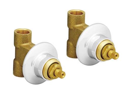 Tina de ba o griferia bidet lavabo fluxometro regaderas for Llaves mezcladoras para regadera