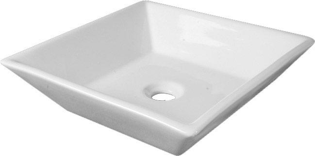Lavabo Cuadrado - LC 011