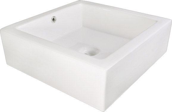 Lavabo Cuadrado - LC 018