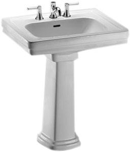 Lavabo de pedestal american standard