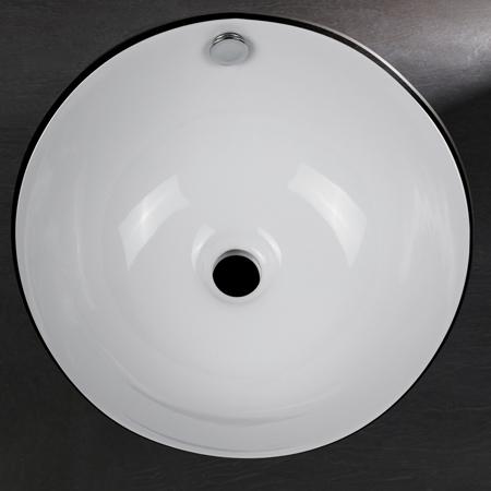 Lavabo Redondo de Cerámica - P-7518