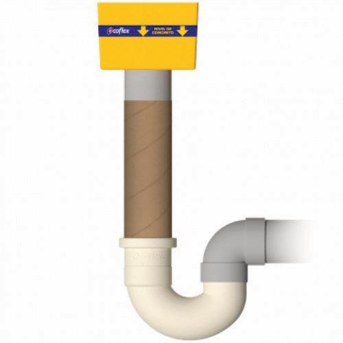 Sistema de Trampa para Coladera 1 Descarga - ST-100