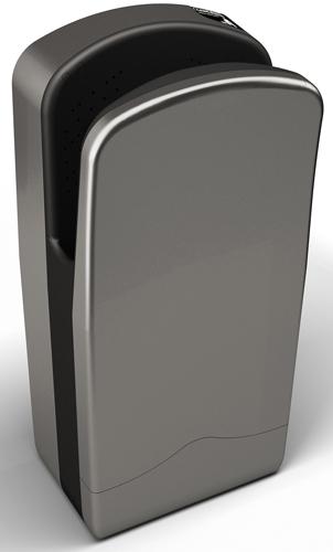Secador de Manos - Veltia Aluminium