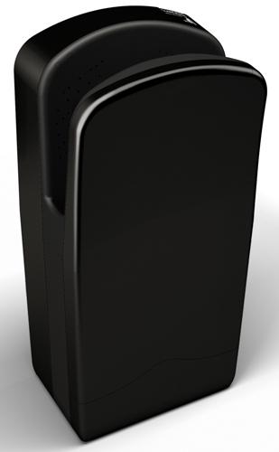 Secador de Manos - Veltia Black