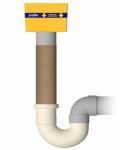 Sistema de trampa COFLEX Una Coladera - ST-100